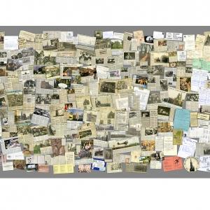 collage 100 jaar den Hout