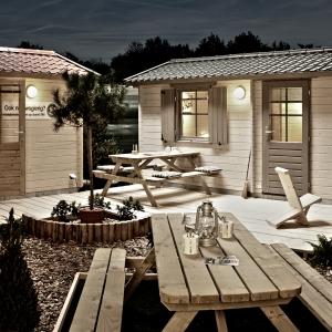 simple camp